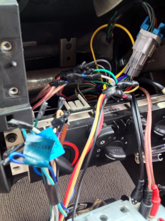 Wiring Door Speakers To 4 Channel Amp