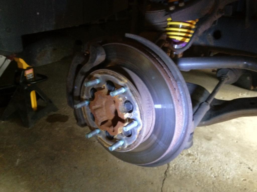 Gmc Columbia Sc >> 5 Lug conversion... Project pics inside - Chevrolet Colorado & GMC Canyon Forum