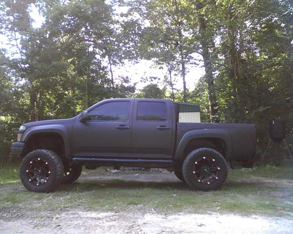 Lifted Gmc Canyon >> Lifted Colorados or Canyons Pics - Page 313 - Chevrolet Colorado & GMC Canyon Forum
