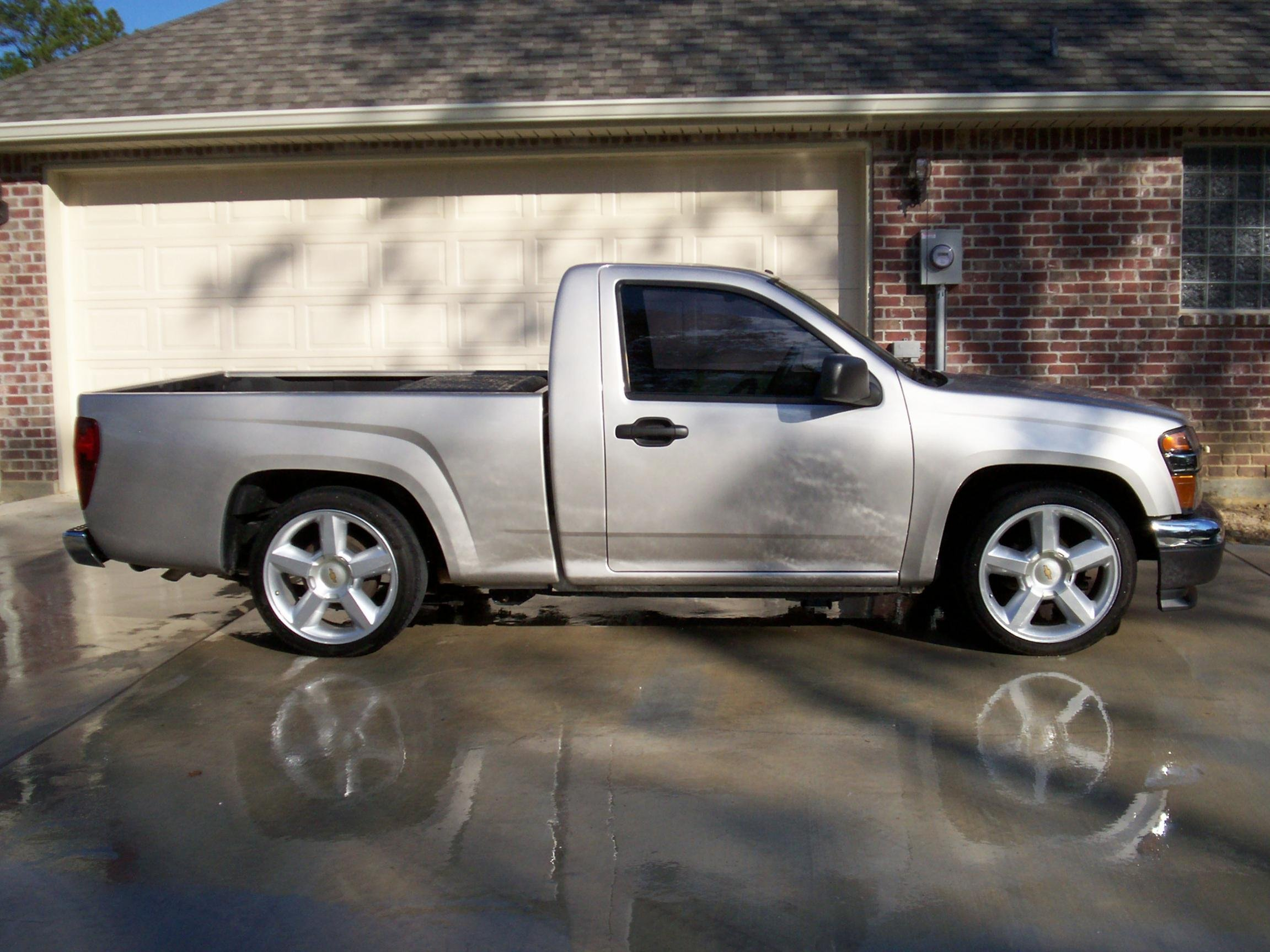 Chevy Colorado Forum >> Anyone put on Tahoe rims? - Page 2 - Chevrolet Colorado & GMC Canyon Forum