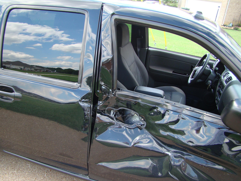 Gmc Canyon Forum >> wrecked my truck - Page 2 - Chevrolet Colorado & GMC Canyon Forum