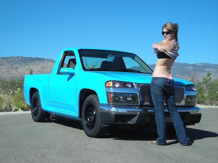 Trucks And Girls Page 9 Chevrolet Colorado Gmc Canyon Forum