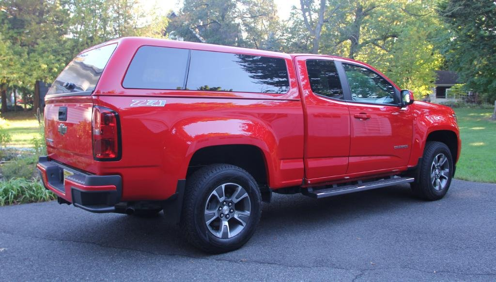 Uk A R E Rolls Out New Caps And Tonneaus For 2017 Chevrolet Colorado Gmc Canyon 1bd03