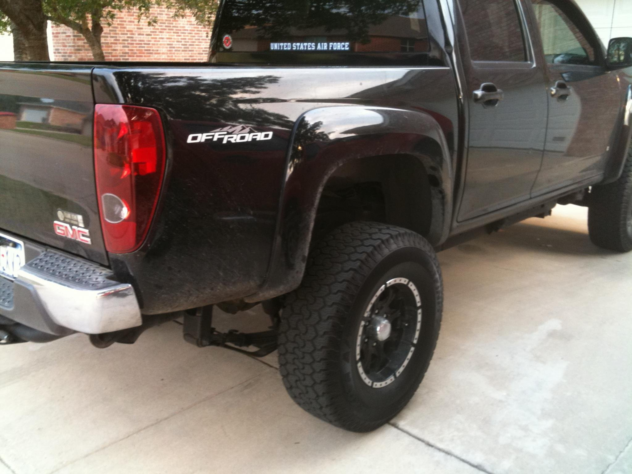 Mud Flaps For Lifted Trucks >> 2wd lifted, pics. and info. - Page 12 - Chevrolet Colorado & GMC Canyon Forum