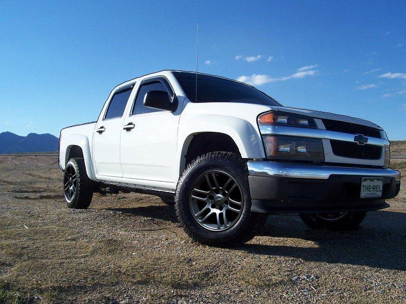 Xtreme Wheels On Z85z71 Chevrolet Colorado Gmc Canyon Forum
