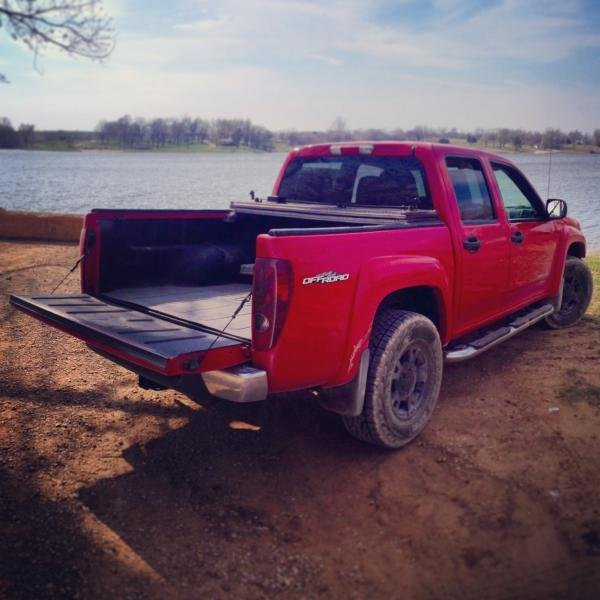 Showcase cover image for 04 GMC Canyon Z71 SLE Crew Cab 2WD