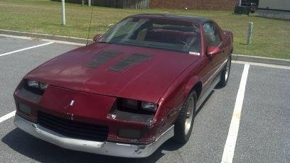 Showcase cover image for Camaro