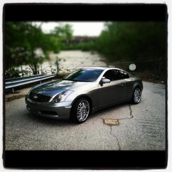 Showcase cover image for Jeremyrobertd's 2004 Infiniti G35 coupe