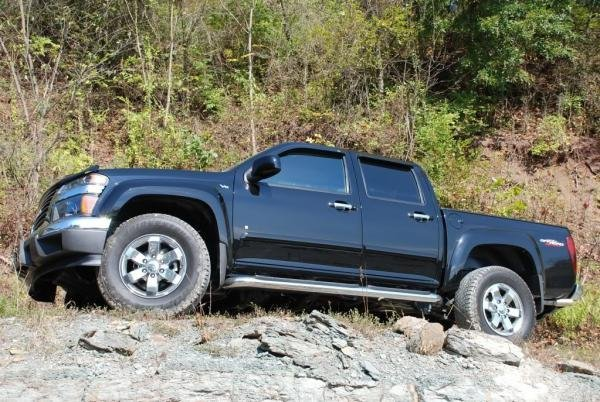 Showcase cover image for JVal's 2009 GMC Canyon