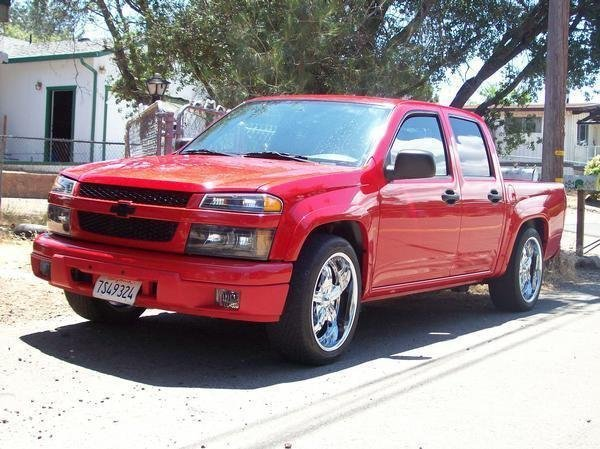 Showcase cover image for rhayes8's 2005 Chevrolet colorado ls