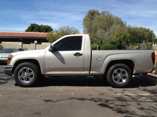 Showcase cover image for trvb06's 2007 Chevrolet Colorado