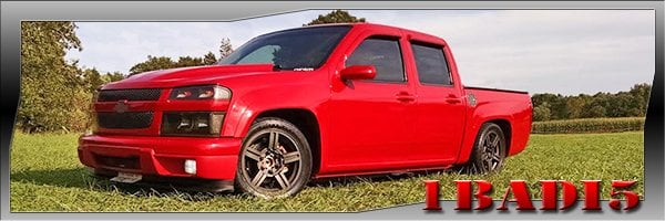 How About A Diesel Swap Chevrolet Colorado Gmc Canyon Forum