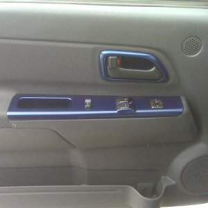 left side door handles