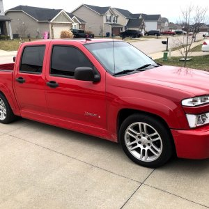 2006 Chevy Colorado Xtreme