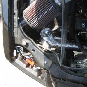 custom hoses to filter from fogs
