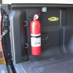 Fire Extinguisher Mod