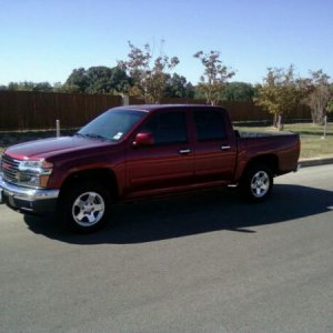 2010 GMC Canyon Lifted # 21