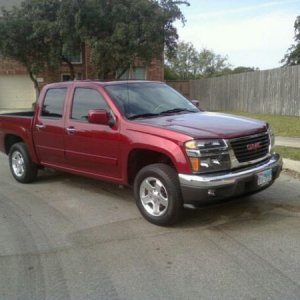 2010 GMC Canyon Lifted # 31