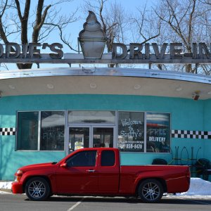 Eddie's Drive In, Easton, PA