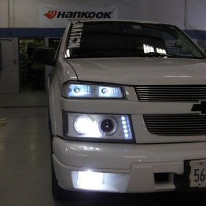 White Head Lamps (10)