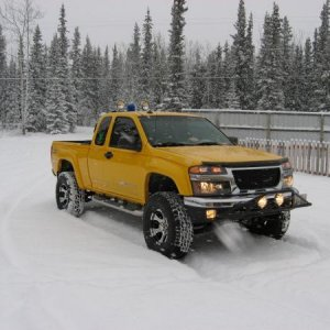The day I got the lift done in AK